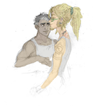 more TJ and Amal by scalesandfins