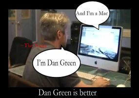 Dan Green in Mac commercial by Dan-Green-4ever