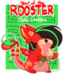 DTA- Year of the Rooster Bunista by Meilima