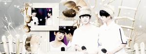 [Cover Facebook] KaiYuan - My Baby Couple by YongYoMin