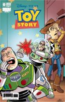 Toy Story issue 0 -cover 'C' by MindWinder