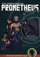 The astounding Prometheus by Bald-and-Curly