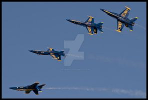 Blues El Centro 2010 by AirshowDave