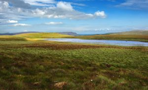 Garron Plateau I by younghappy
