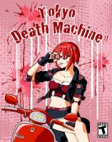 Tokyo Death Machine by The-Midnight-Angel