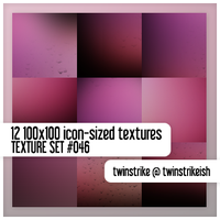 Texture Set 046 by twinstrikeish