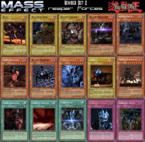 Yu-Gi-Oh Mass Effect Revised Set 2 by Blackcell8