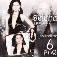 Png pack #19 Selena Gomez by blondeDS