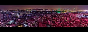 Shunde by Night by Draken413o