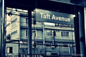 Taft Avenue by heygray