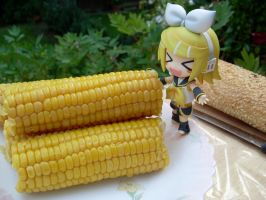 tasty corncob by Mako-chan89