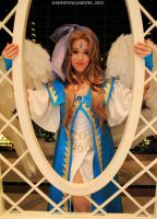 Belldandy - Goddess Technical Helpline by AngelSamui