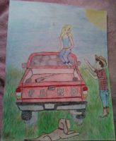 A Country Cinderella Story by K9girl06