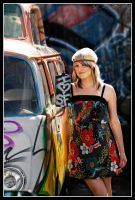 Krystel - Hippie by SpencerMears