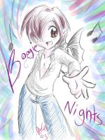 boogie night demon by pachwork