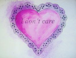 I don't care by ShyyBoyy
