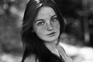 Freckles by Davved