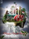 indonesian independence day by erool
