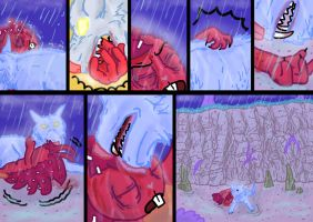 HTF. Flaky Werewolf Story, pag 12. by wolfmarian