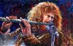 Ian Anderson of Jethro Tull by kimdemulder