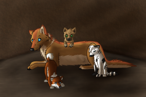 FAMILY REUNION by Averyln