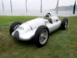 1939 Auto Union D Type Audi by Partywave