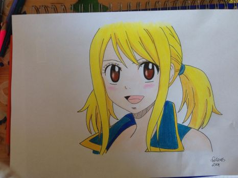 Fairytail#23 by becky12r