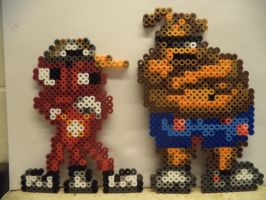 ToeJam and Earl by fate82