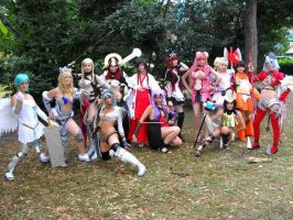 ymir - queen's blade group by ely707
