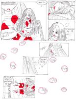 Page5. Fighting Myself. by shashuko