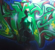 Under the Graffiti by KOREEE