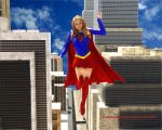 Supergirl TV Hello World! by CarlShepard