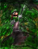 Mario: An Unlikely Cadet by saiiko