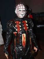 Hellraiser Pinhead costume by taintedscars
