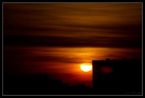Sunset number 10716b by adamsik