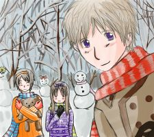 A Happy Winter by lilly118