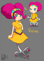 Simply Vivian by Kinla