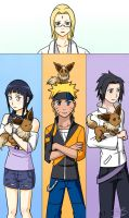 Pokemon Title Page by Silent-Shanin
