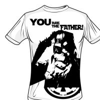 Darth You are the Father by Noobsaucess