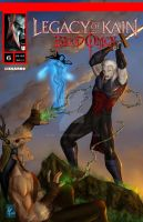 Legacy of kain Blood omen comics issue 6 ITA/ENG by Dark-thief