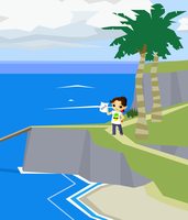 Me Wind Waker Style Full by x-ama