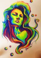 Colours Portrait by sbarili011