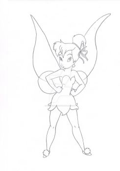 Tinkerbell by Francislois