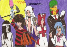 Halloween 2008 by catqueen5