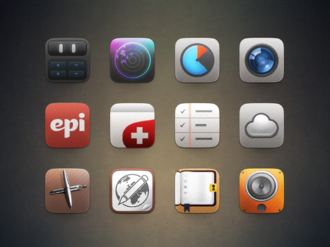 Suave icon pack by nienque