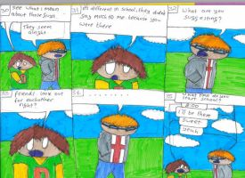 HANNAH MONTANA page 6 by megaphonnic