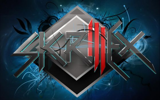 Skrillex Wallpaper - Fan Art by xBlitzProtocol