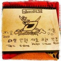 block b blockbuster logo c: by TwisterWithEunHae