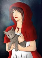 Little Red Riding Hood by Furuha
