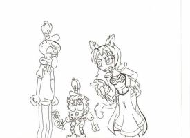 For biohazard23-unfinished :3 by squid1girl
